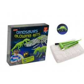 "Раскопки ""Dinosaur Glowing Kits"" Стегозавр"
